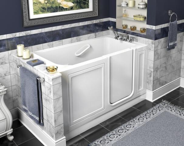 Best Rapid City Walk−In Bathtub Installer | Cain\'s Mobility SD